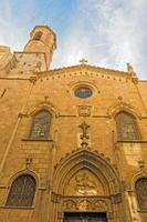 Catalunya-Barcelona-Esglaesia de Sant Jaume foto