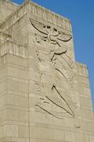 Art-Deco-Fassade foto