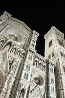 Firenze - Dom und Glockenturm foto