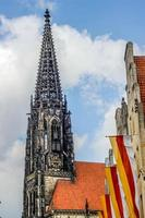 alte monumentale Fassaden foto