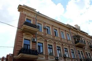 Wandhaus in Odessa foto