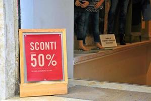 Verkauf bis zu 50%