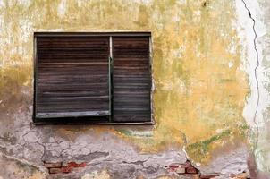 altes Fenster foto