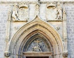 Kartause von Miraflores, Burgos, Spanien foto