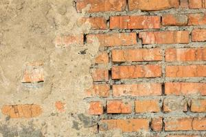 alte Vintage Backsteinmauer