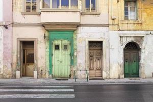 vier Türen foto