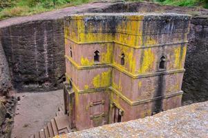 lalibela, äthiopien, afrika foto
