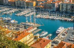 alter Hafen von schön foto