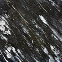 schwarzer Marmorstein foto