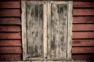 Grunge-Fenster foto