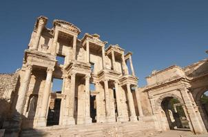 Ephesus Celsius Bibliothek foto