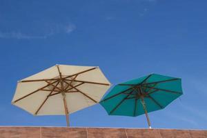 Strand Umbellra foto