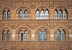 schöne Fenster in Florenz foto