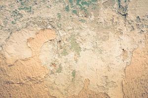 braune grungy Wand foto
