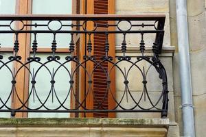 Detail einer Fassade 30 foto