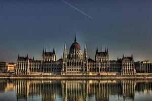 Budapester Parlament foto