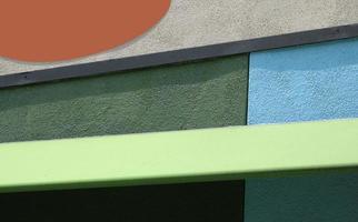 Formen, Textur und Kontrast 1 foto