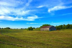 Ackerland mit Feld