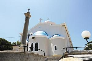 die Kirche von Agia Paraskevi foto