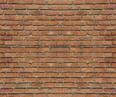 Hintergrund der roten Backsteinmauer
