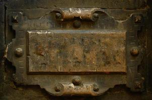 Steinplatte foto