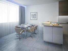 Küche Esszimmer Trend foto