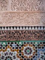 marokkanische Mosaikfliesen