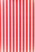 roter weißer Streifen foto