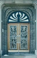 Art-Deco-Türen.