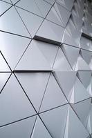 abstrakter silberner Hintergrund foto