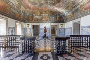 barocke Eingangshalle foto