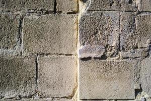 Felsen in Wand 16