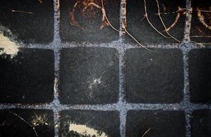 Grunge Linoleum Hintergrund