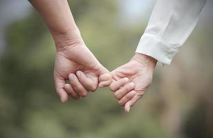 Hand foto