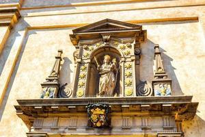 Kirche unserer Frau siegreich in Mala Strana foto