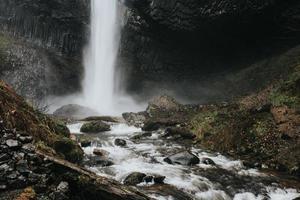 Wasserfälle tagsüber