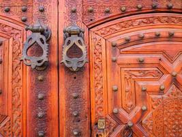 alte Türen, Marokko