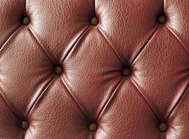 Echtleder Hintergrund für eine luxuriöse Dekoration in Brauntönen