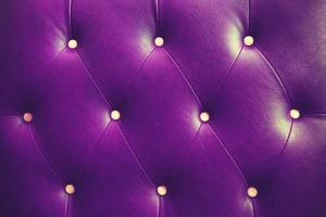 Echtleder-Polsterhintergrund für eine Luxusdekoration in