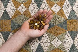 disegno mosaico foto