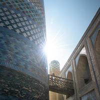 altes Khiva foto