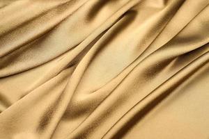 goldener Satinhintergrund