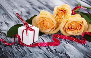 Geschenkbox foto