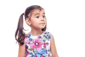 junges Mädchen foto