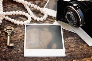 Vintage Fotokamera foto