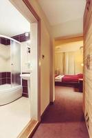 Hotelzimmer foto