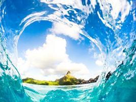 Tahiti Bora Bora foto