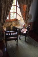 rustikale Stühle foto