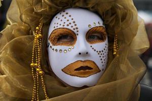 Karneval in Venedig - Italien foto