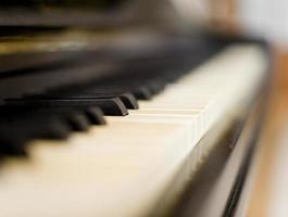 Klavier foto